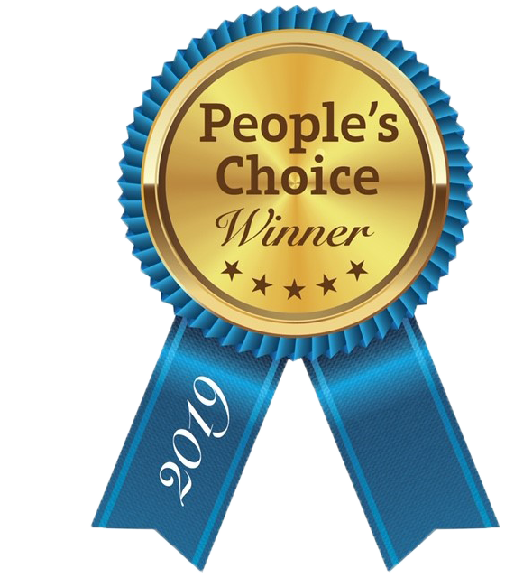 People's Choice Award 2019 logo